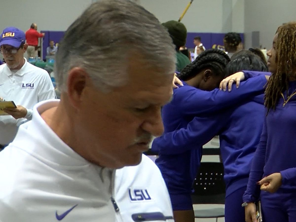 Tigers win 11 event titles at LSU Twilight