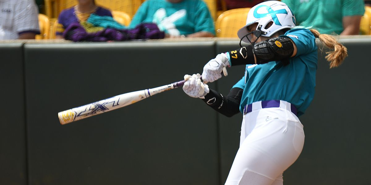 No. 7 LSU softball shuts out No. 23 Kentucky in Game 2 to tie series