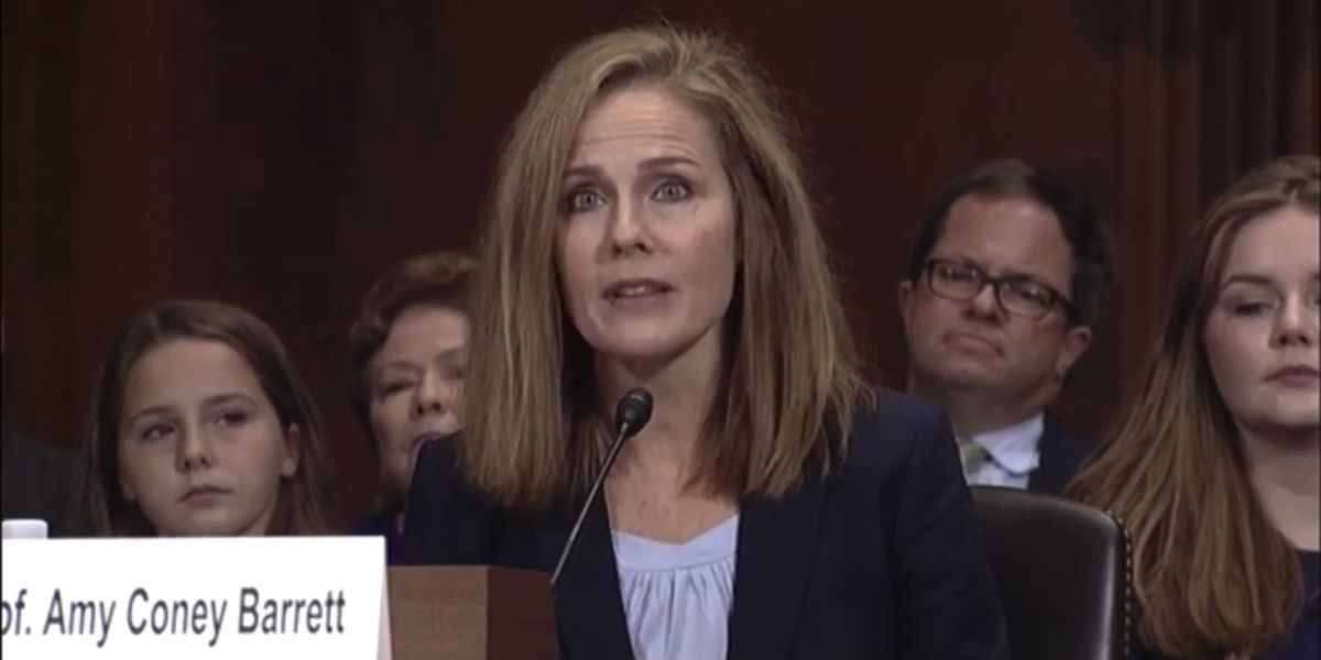 Locals react to Metairie native Amy Coney Barrett being considered for U.S. Supreme Court; discuss originalist views