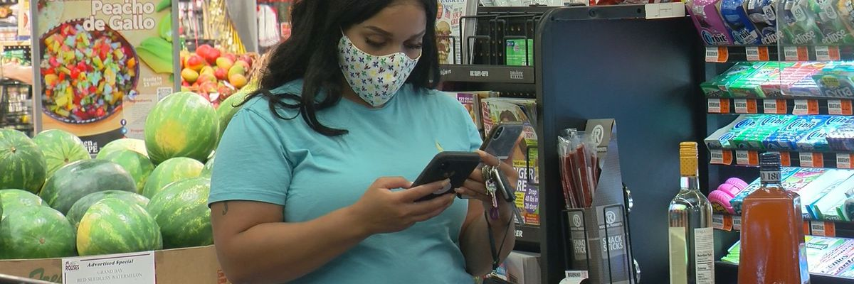 People and businesses react to new mask mandate