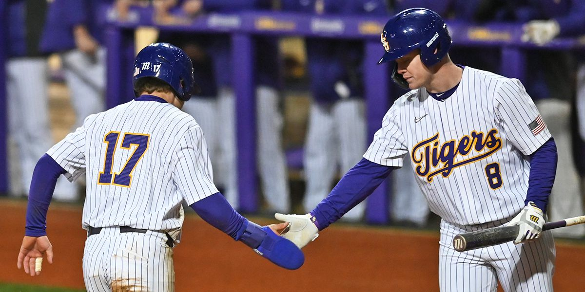 LSU baseball travels to Houston for tournament