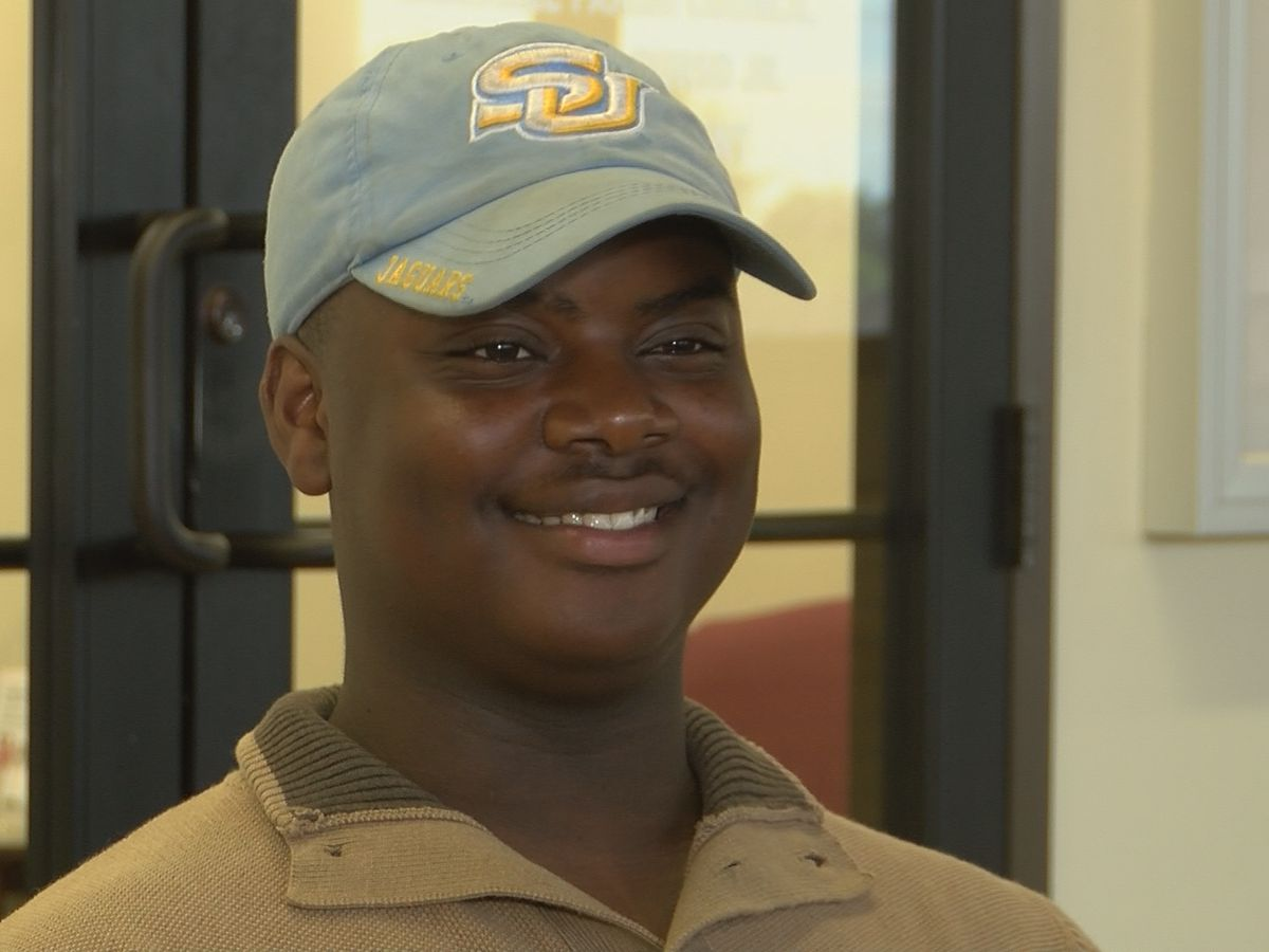18-year-old elected to Iberville Parish Council: 'Some people were saying that I was too young, but most of the people believed in me'