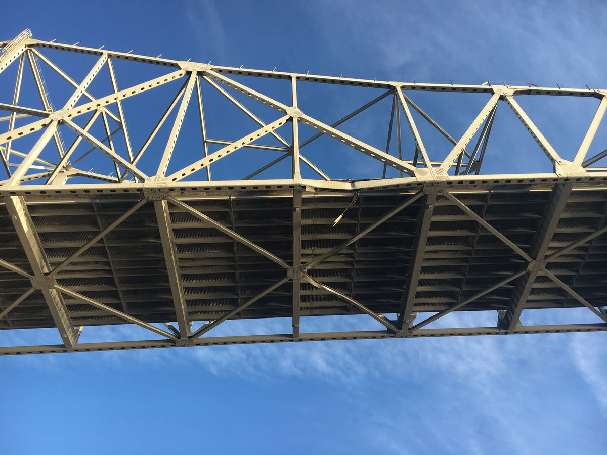 Contractor preps for Sunshine Bridge repairs this weekend
