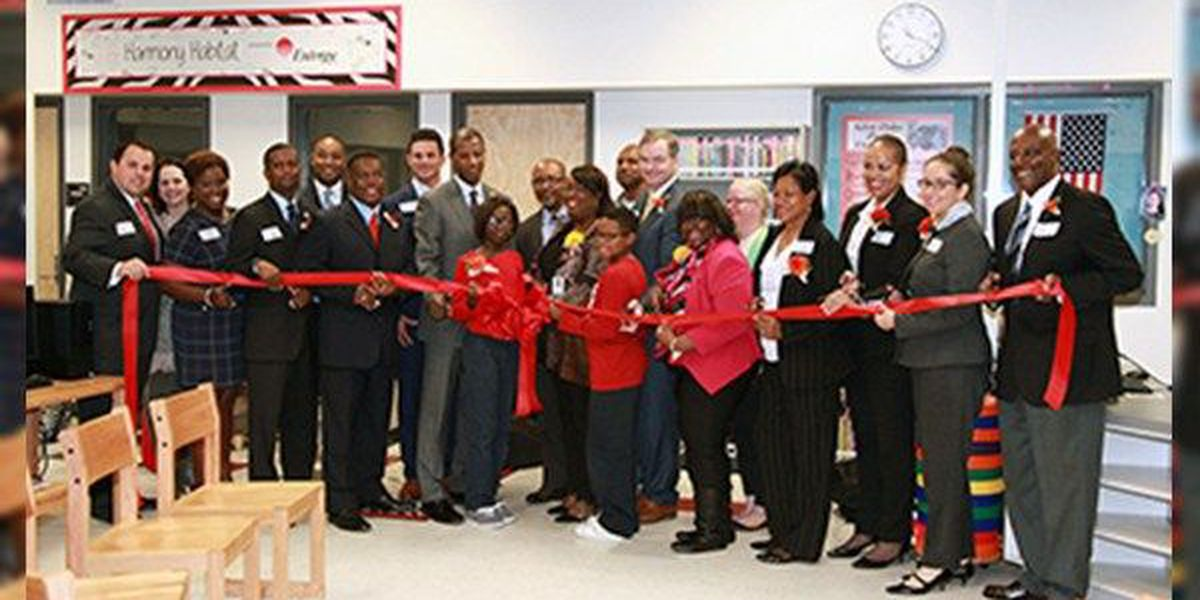 Entergy makes big donation to help restock flood-damaged libraries at two north Baton Rouge schools