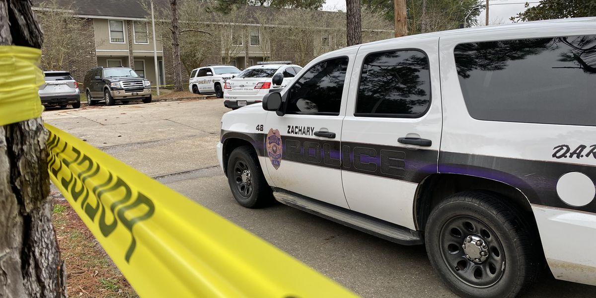 22-year-old man fatally shot in Zachary
