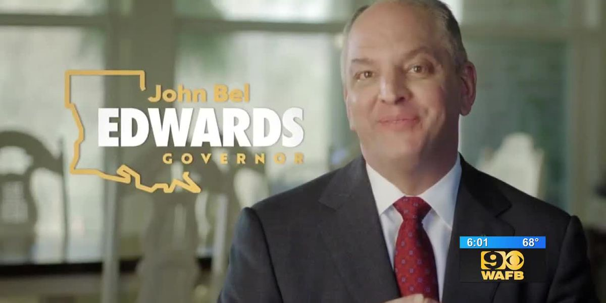 Edwards announces he'll run for governor again