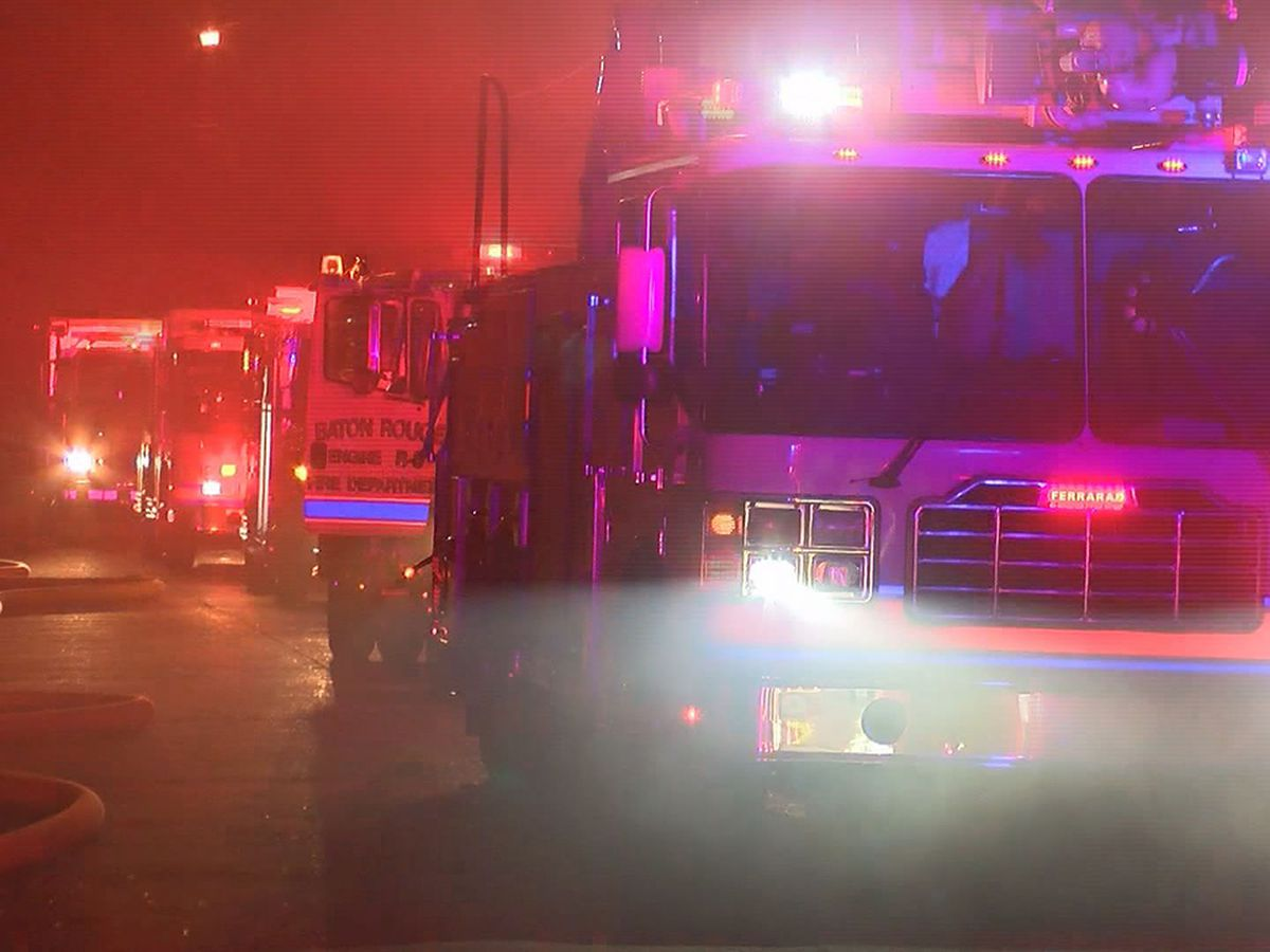 BRFD investigating arson at vacant home in South Baton Rouge