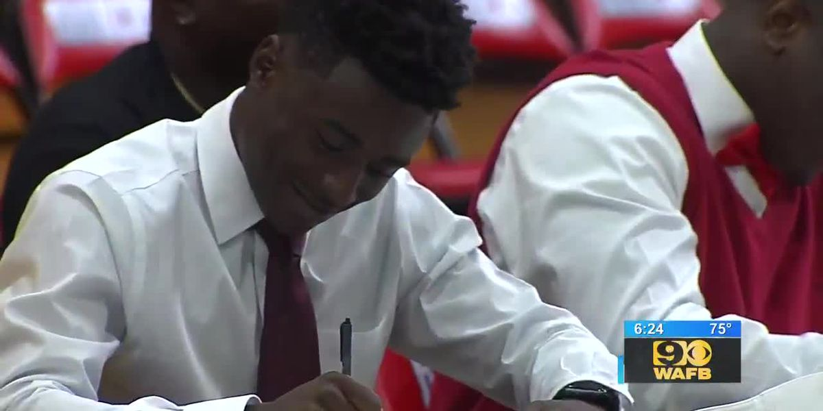 National Signing Day: Local Signees
