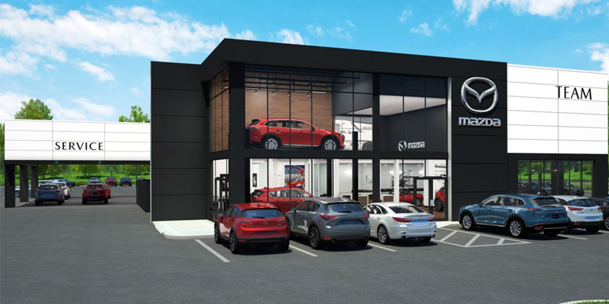 Mazda in Baton Rouge to complete renovations in early 2020