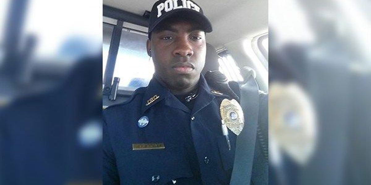Jeanerette officer killed in high speed chase laid to rest