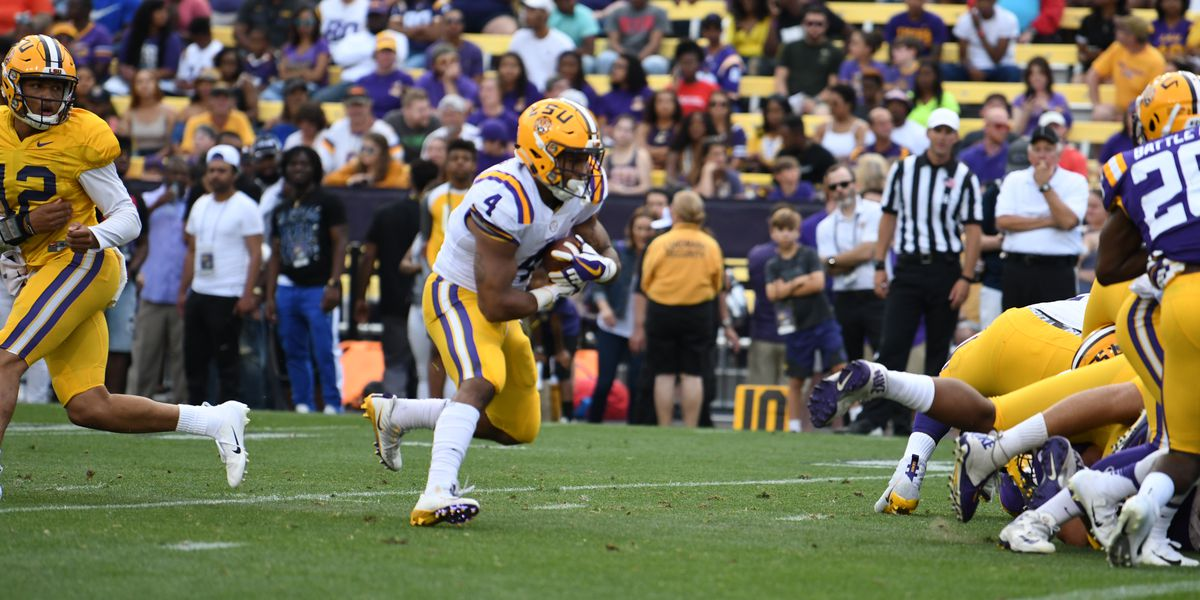 Tigers make major jump in coaches top 25 poll