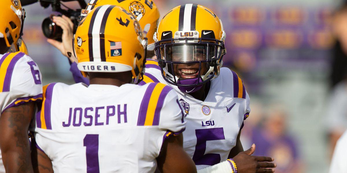 Report: LSU's Kelvin Joseph enters NCAA Transfer Portal