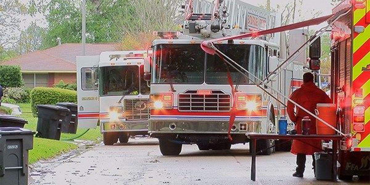 Some Louisiana fire departments among agencies temporarily not tax exempt