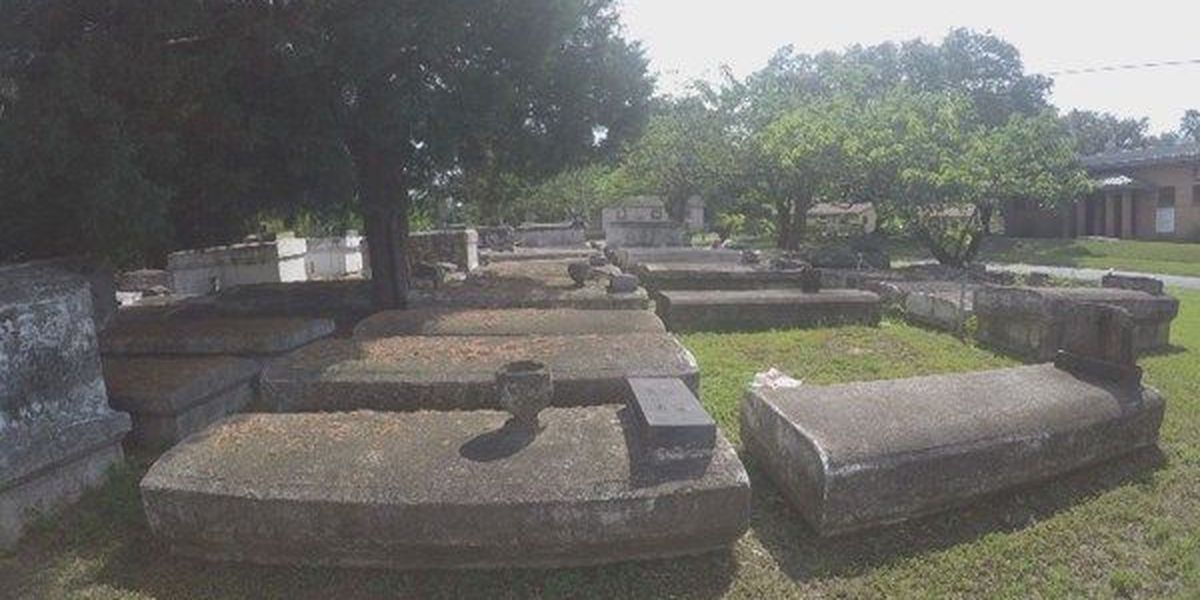 Former LSU professor, student preserve history of cemetery near State Capitol in new book