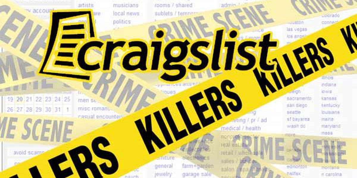 Craigslist Killers 86 Murders Linked To Popular Classifieds Website