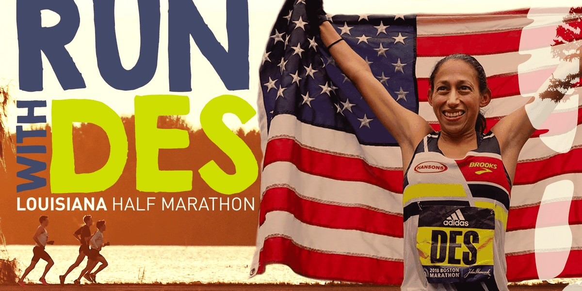 2018 Boston Marathon winner will run Louisiana Half Marathon