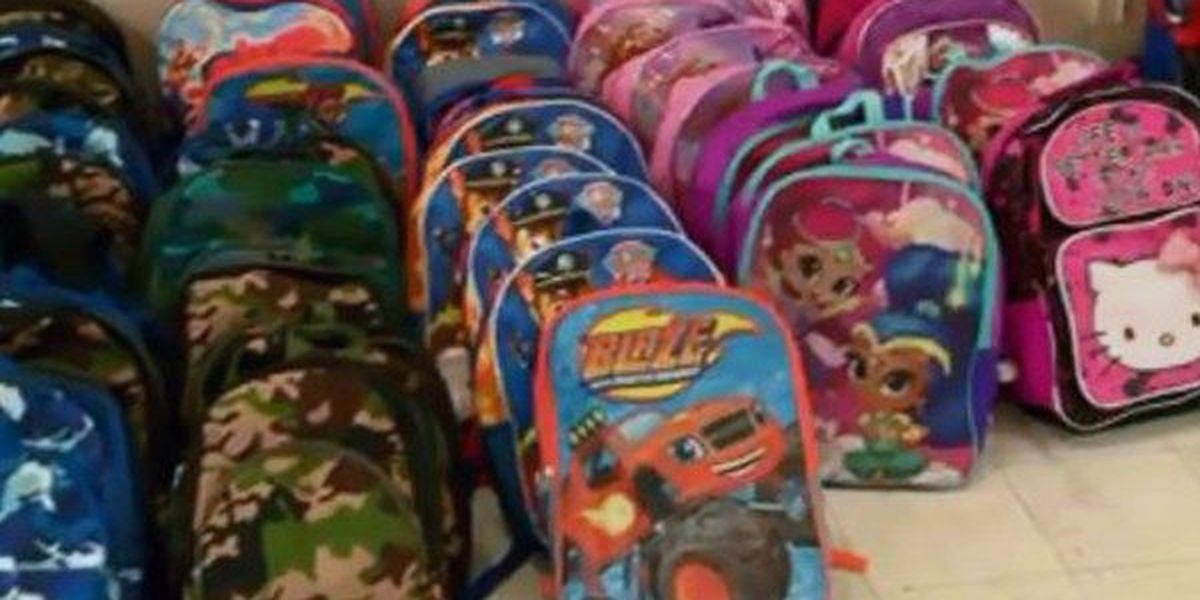 Make backpack safety a priority this school year