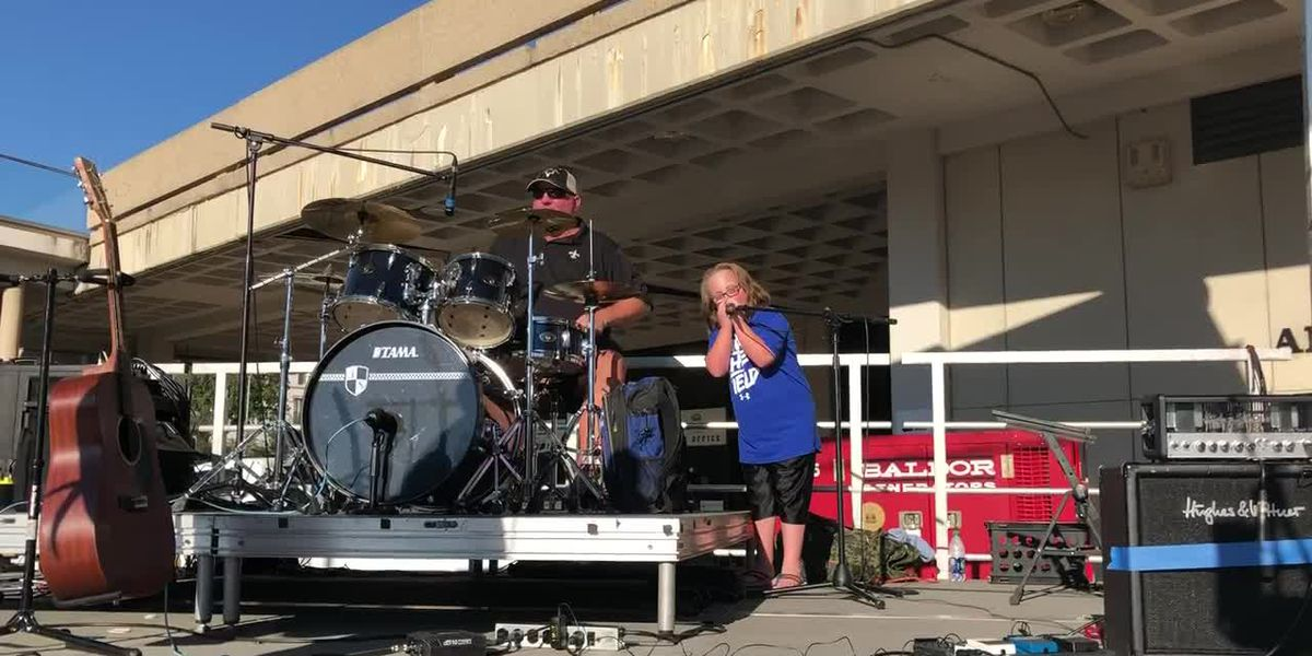 Boy shines on stage performing Toby Keith's 'Should've Been A Cowboy', changing the narrative surrounding his disability