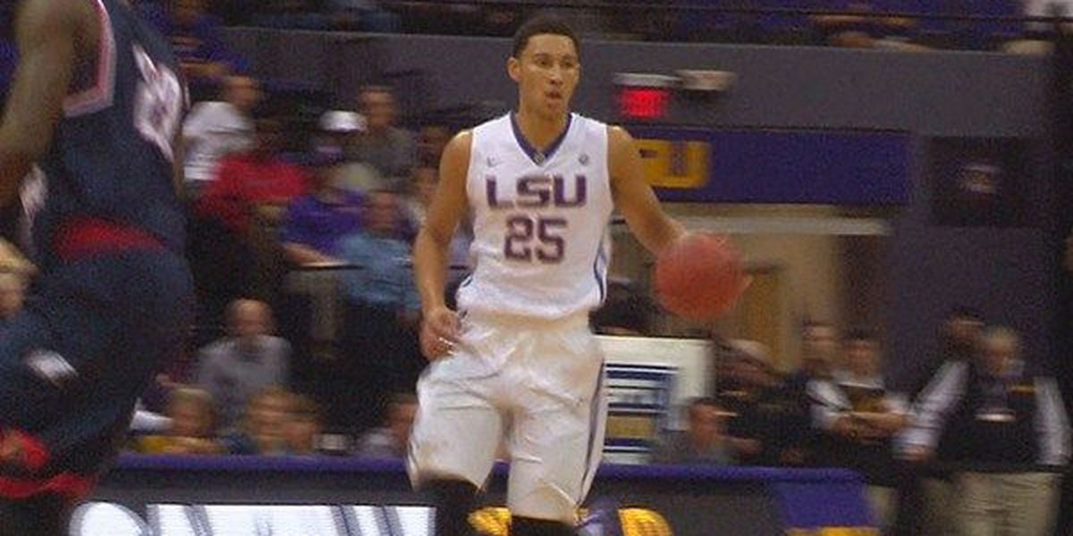 LSU looks to bounce back against Charleston