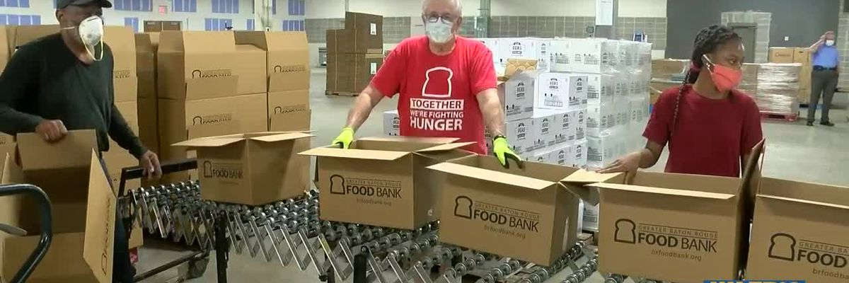 GBR Food Bank in need of volunteers, donations to continue to serve those in needs