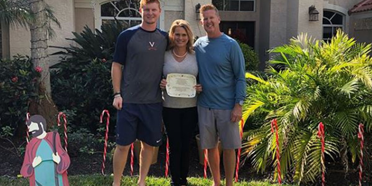 VIDEO: MLB rookie surprises parents with mortgage payoff