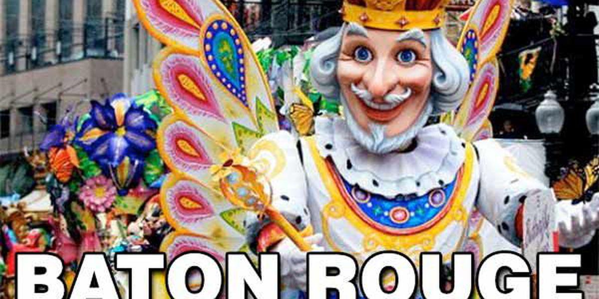 Baton Rouge Parades