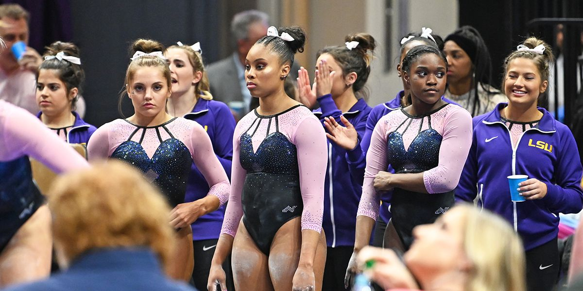 No. 8 LSU gymnastics travels to No. 2 Florida