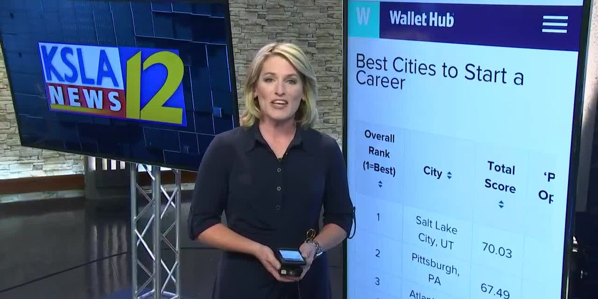 New study reveals Shreveport as the worst city to start a career