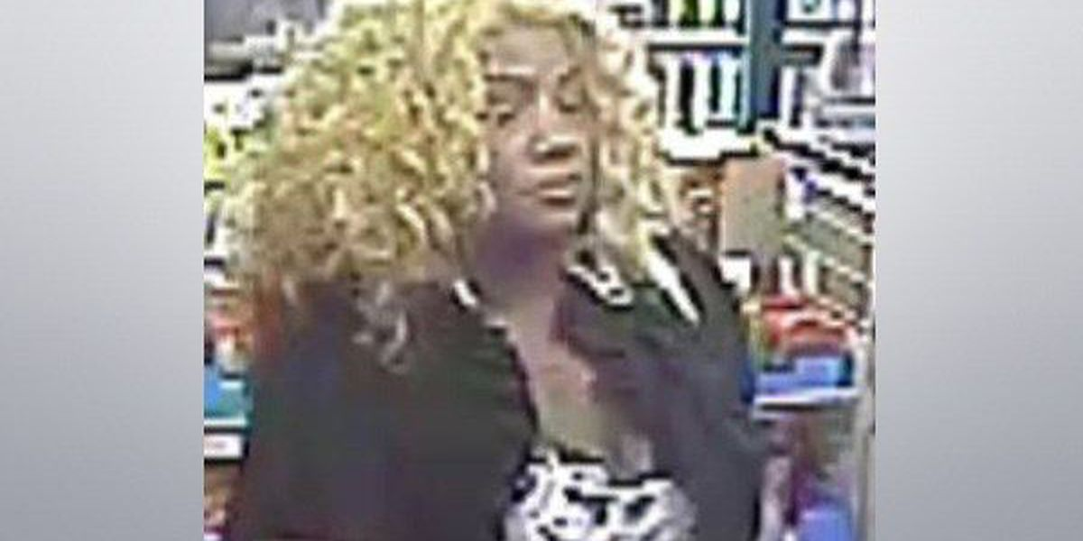 EBRSO searching for woman who attempted to cash stolen check twice