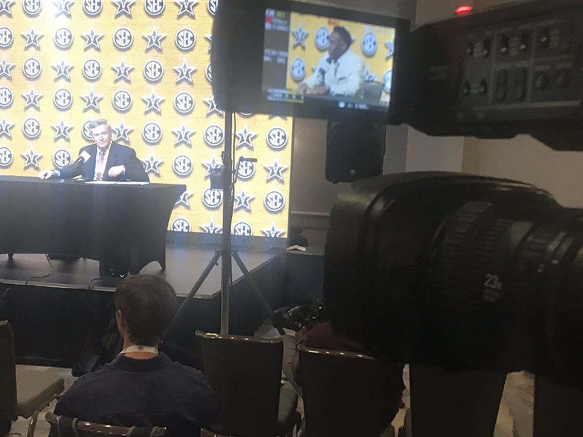 Vandy, Auburn, Kentucky round out SEC Media Days