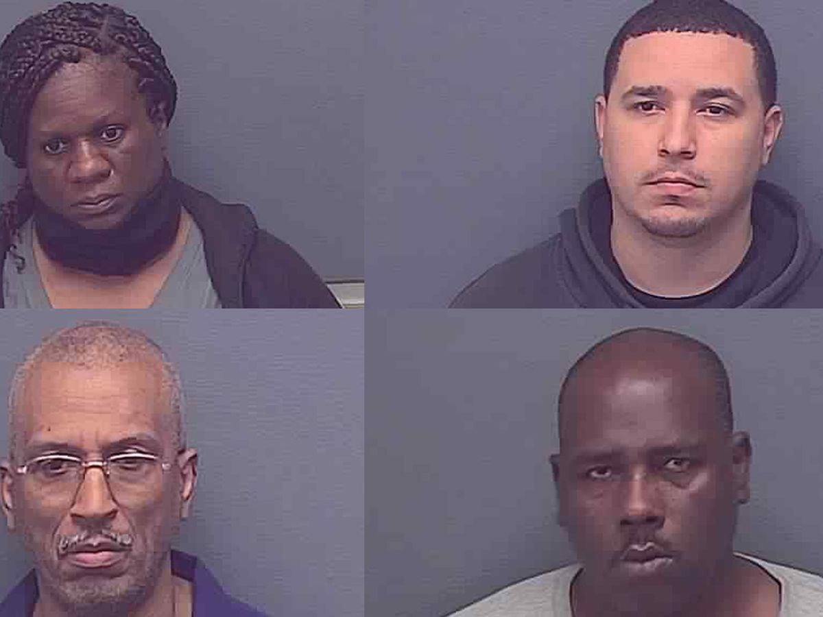 4 Angola corrections officers accused of using excessive force on inmate in alleged cover-up