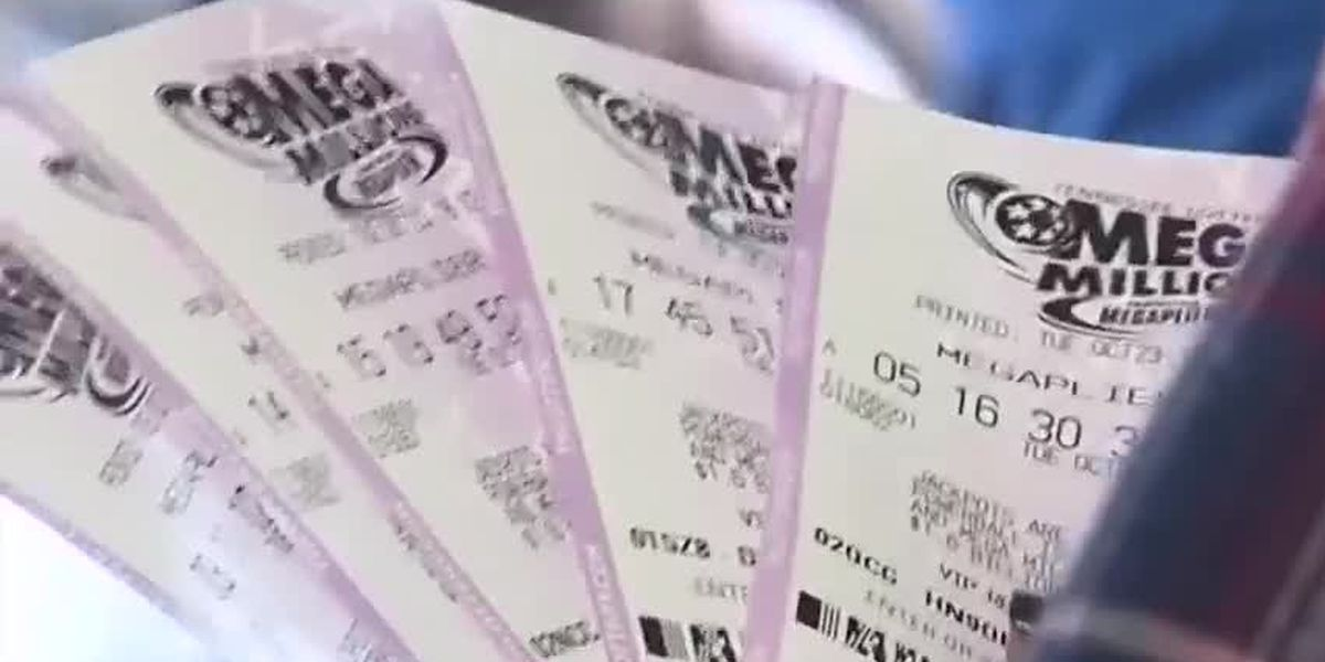 Five $10,000 winning tickets sold in the Baton Rouge area