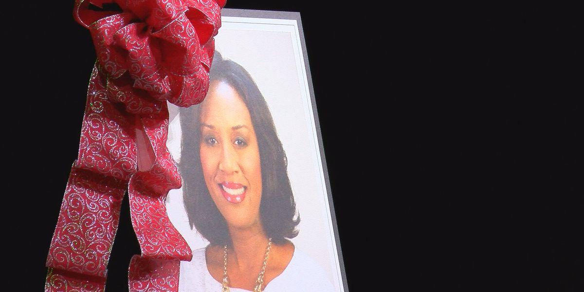 Delta Sigma Theta sorority honors Nancy Parker in Omega Omega farewell service