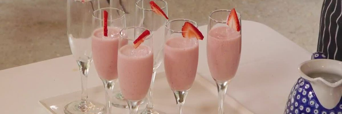 Stirrin' It Up: Sweet and Sassy Strawberry Soup (July 18, 2019)