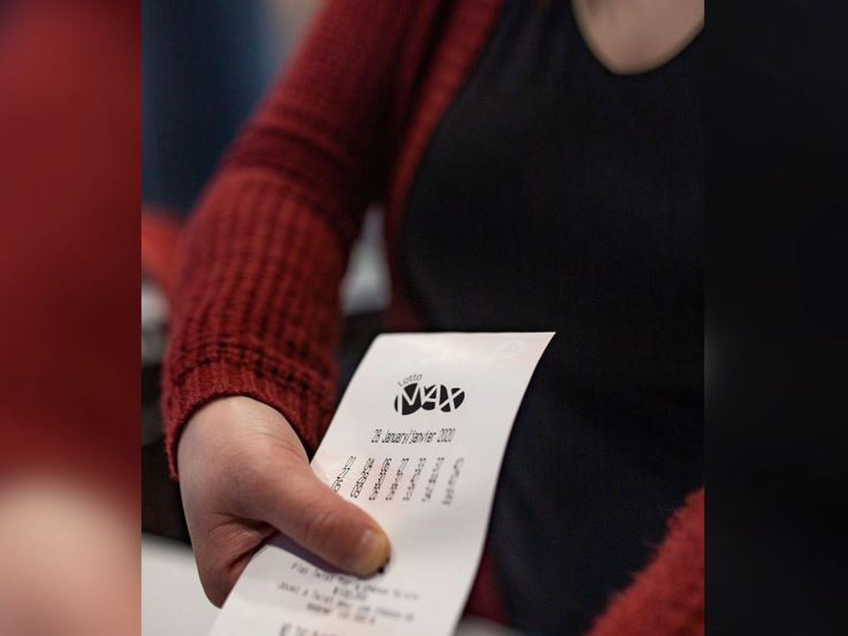 Woman wins $60M lottery jackpot with numbers from husband's dream