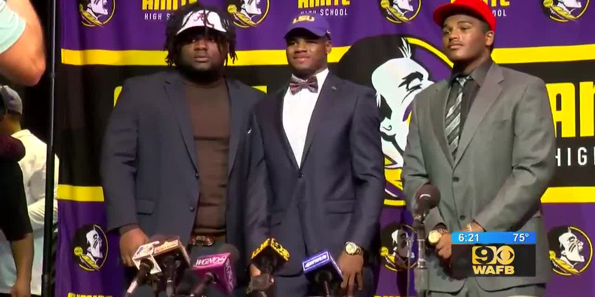 National Signing Day - Amite