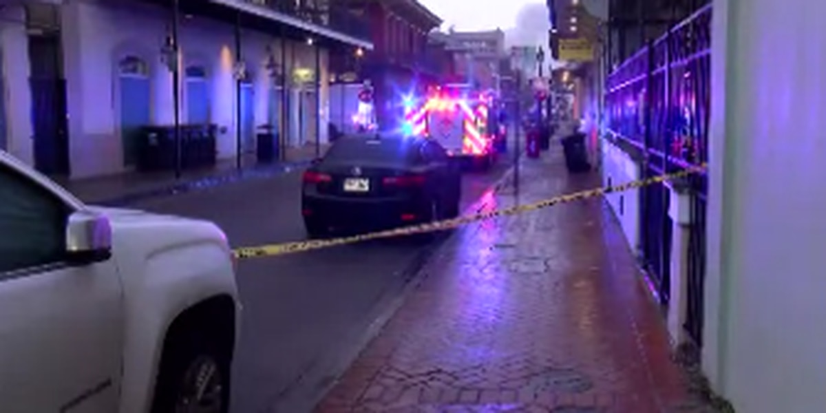 Methane gas could be cause behind French Quarter explosion
