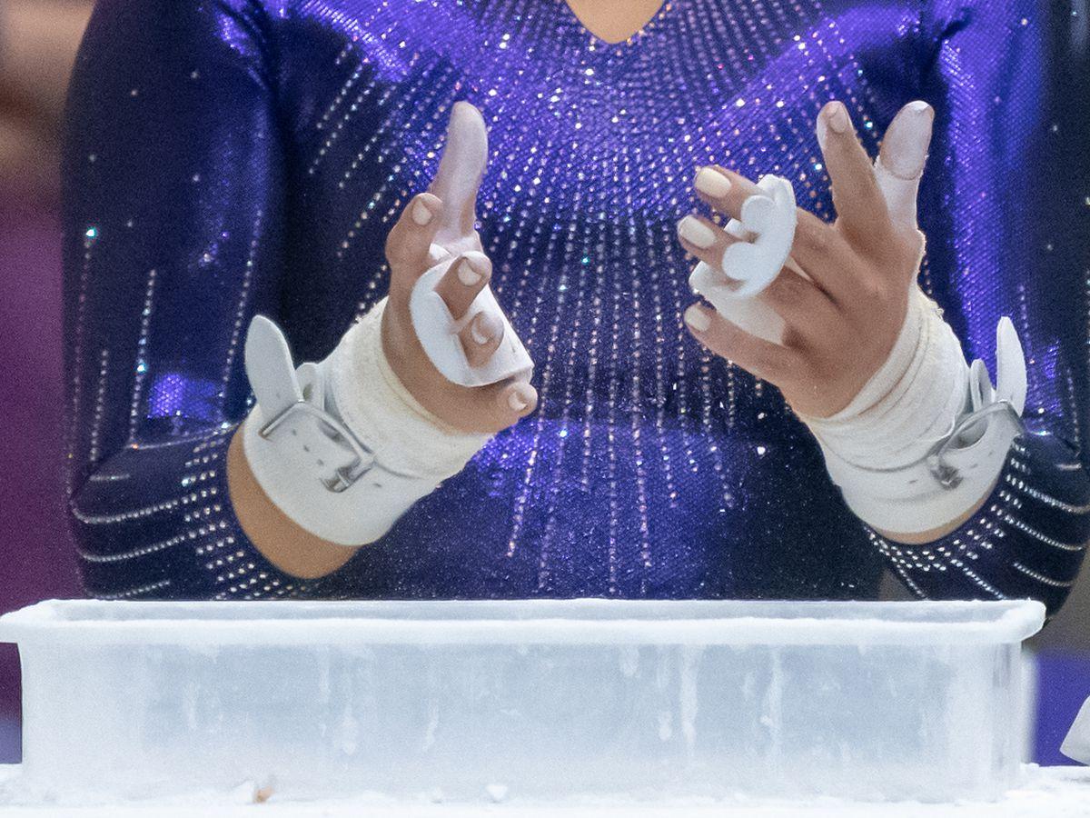 LSU gymnastics welcomes Alyona Shchennikova