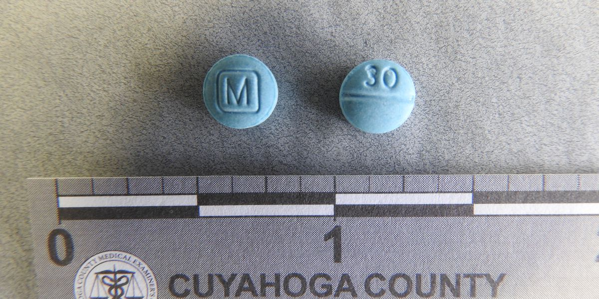 Potentially deadly drug fentanyl being disguised as other pills, medical examiner warns