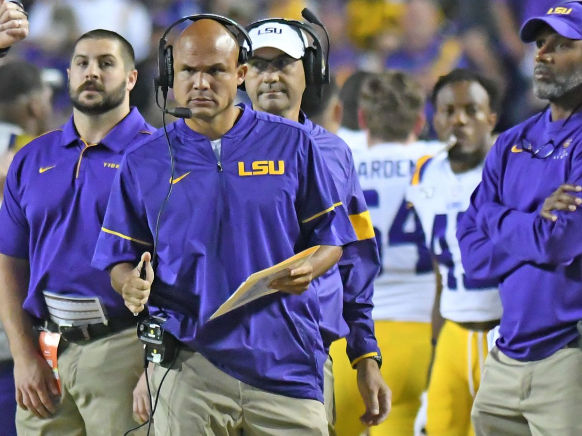 Reports: DC Dave Aranda in negotiations to leave LSU