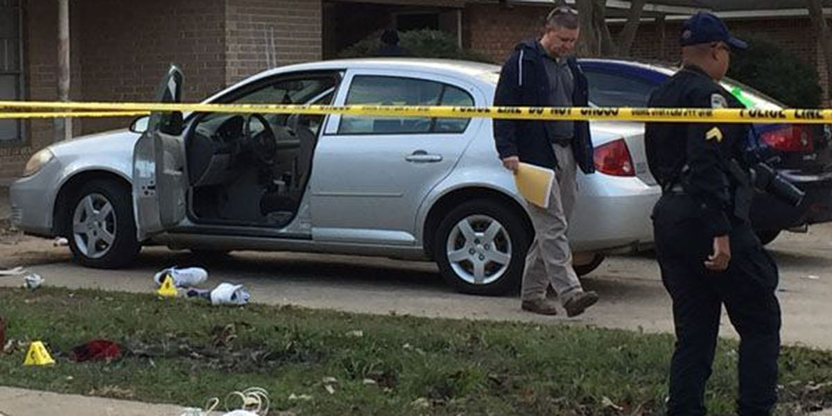 Man transported to hospital after early morning shooting