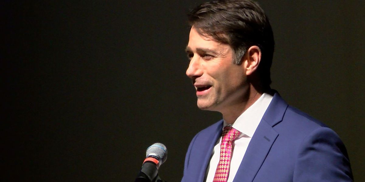 Rep. Garret Graves announces $2.3M to expand COVID-19 testing for Louisiana's 6th Congressional District