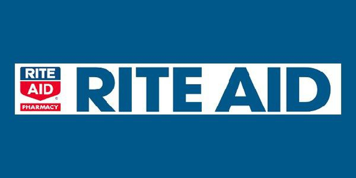 Report: 2 Rite Aid locations in Baton Rouge area set to close