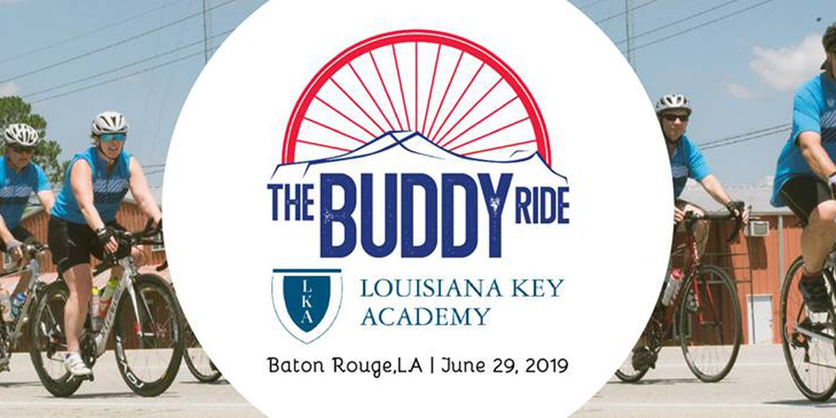 Charity bike ride planned to honor late Baton Rouge Councilman 'Buddy' Amoroso