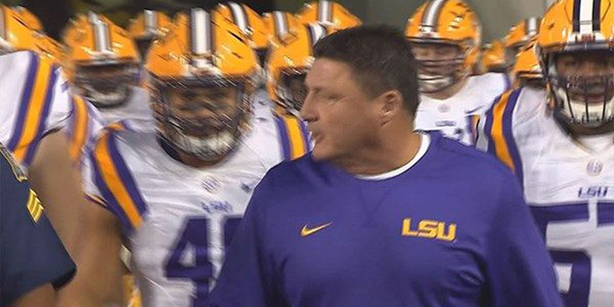 LSU adds McNeese State, will open against UCLA in 2021