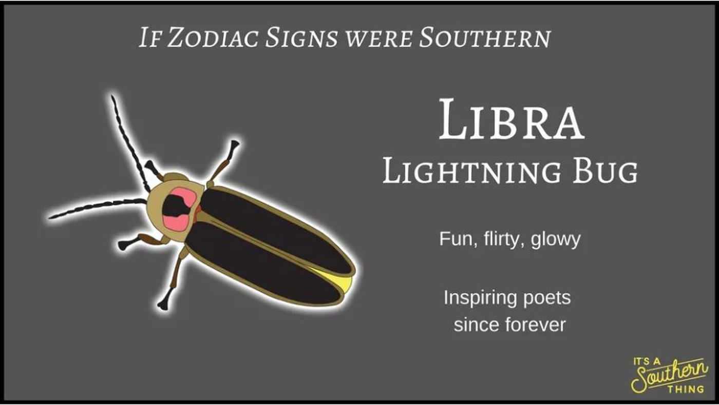 Southern astrological signs Libra