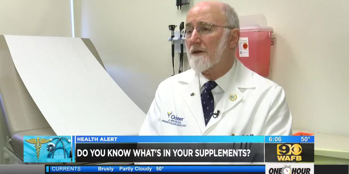 Many supplements have unapproved drug ingredients