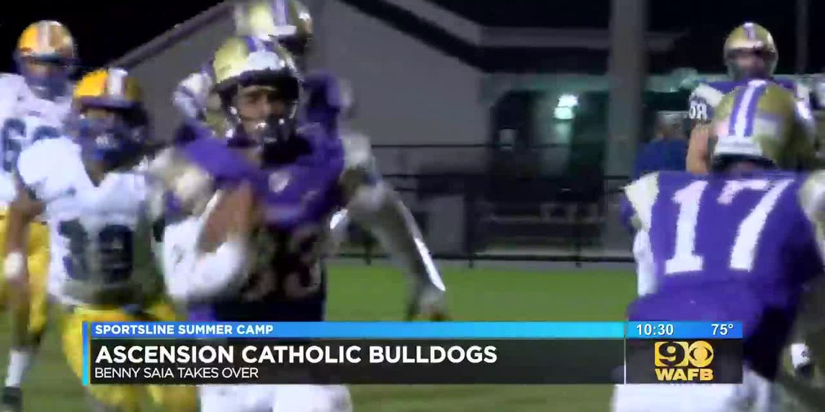 SPORTSLINE SUMMER CAMP: Ascension Catholic Bulldogs - Pt. 2