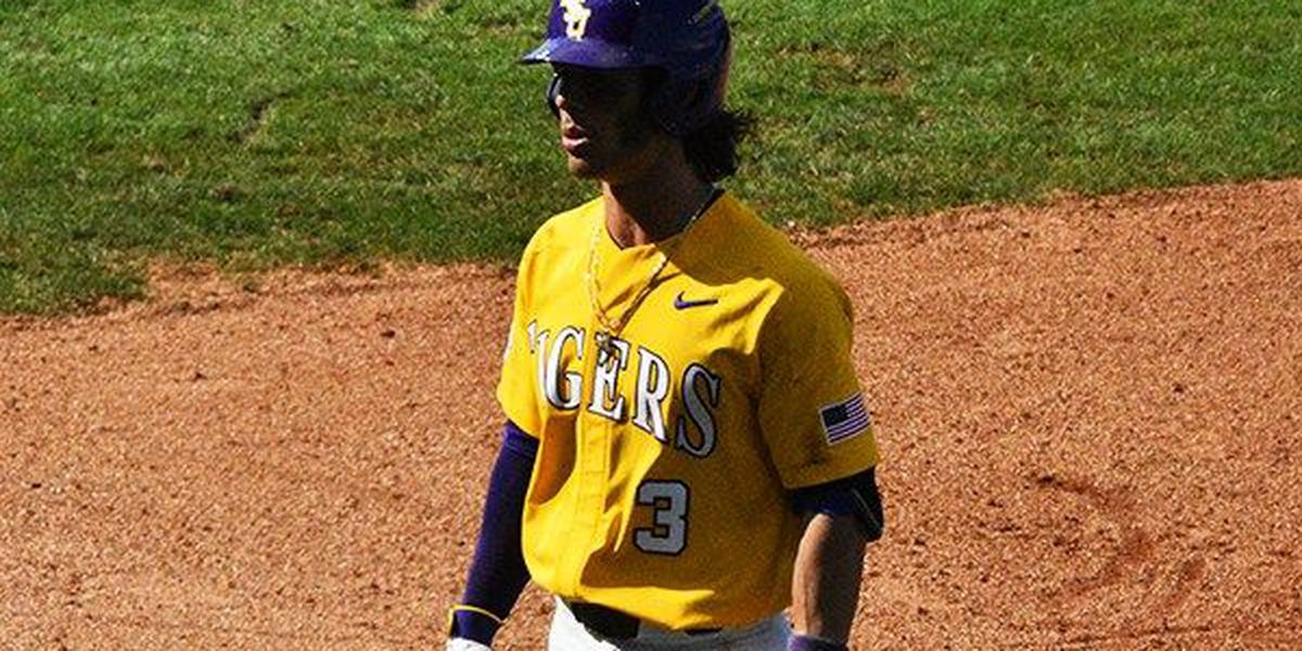 LSU baseball explodes on offense in 9-3 win over NSU