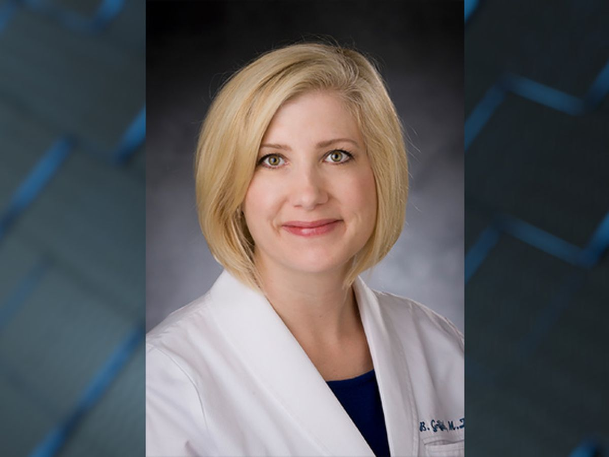 Woman's Hospital selects Dr. Barbara Griffith as new CEO
